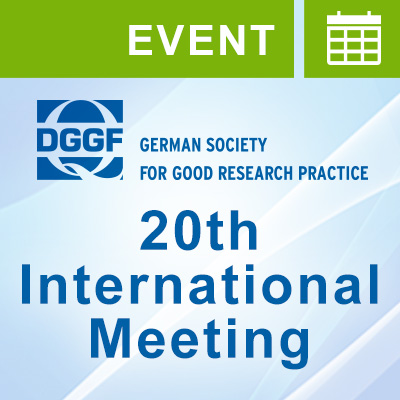 ADAMAS at the 20th Annual Meeting of DGGF in Ulm, Germany