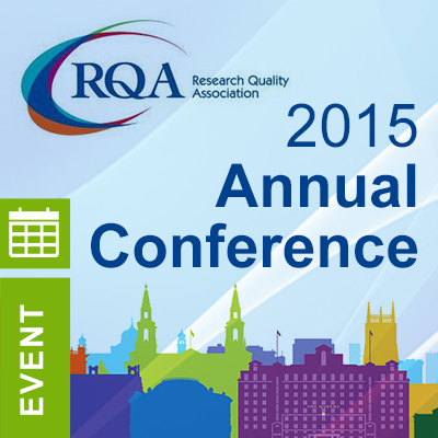 ADAMAS Consulting will be exhibiting at this year's RQA Annual Conference in Leeds in November.