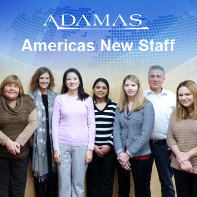 ADAMAS Americas Increases Resource and Geographical Coverage