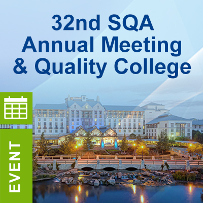 ADAMAS to Present 3 Posters at SQA 2016 & CAPA Quality College Instruction.