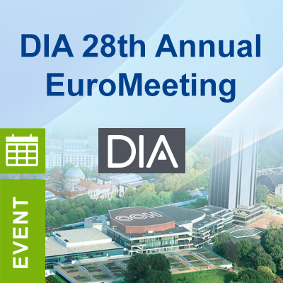ADAMAS Consulting at the DIA 28th Annual EuroMeeting in Hamburg, Germany 6 – 8th April 2016