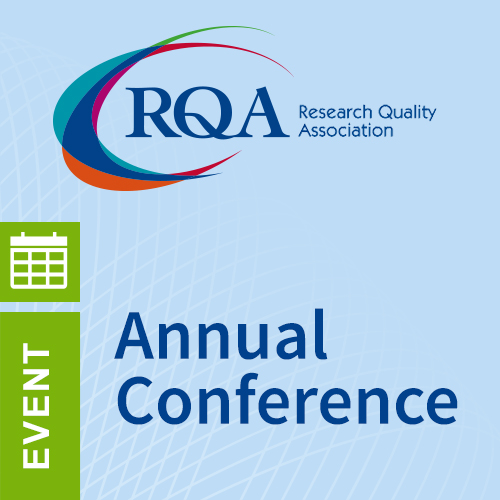ADAMAS at RQA's Annual Conference in Brighton, UK 9–11 November 2016 Stand#7