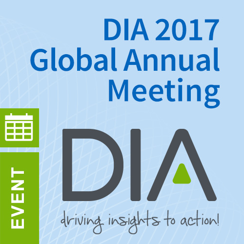 Meet us at DIA Annual 2017(Chicago) to discuss QA Audit Metrics