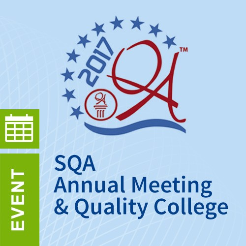 Meet us at SQA 2017 (US) this March and let us show you the ADAMAS advantage