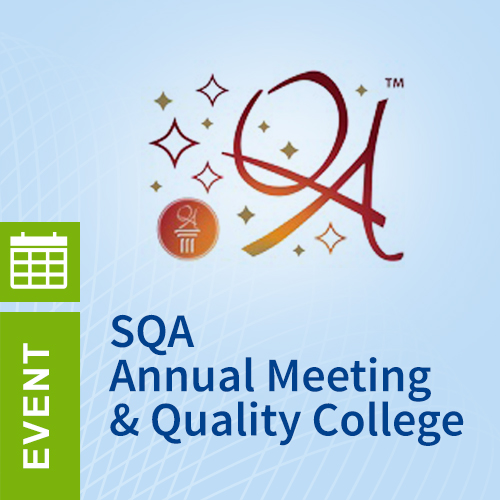 ADAMAS has all your global QA needs covered. Meet us at SQA 2018 this April and let us show you the ADAMAS advantage.