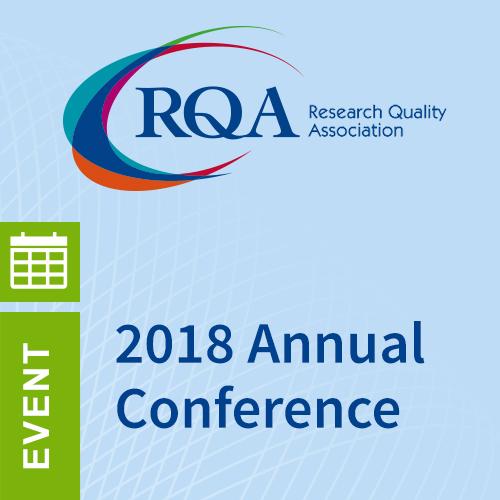 Got QA questions? ADAMAS has the answers – Why RQA 2018 is your chance to overcome your compliance challenges